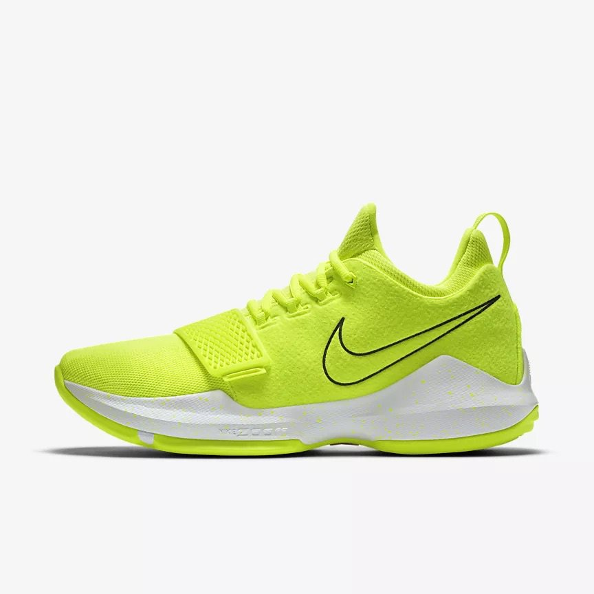 STEAL: Nike PG1 only $53.23 (retail $110) direct on Nike. Use code 25OFF  Black/Gold -> https://go.j23app.com/53d Purple -> https://go.j23app.com/5cu  Tennis ...