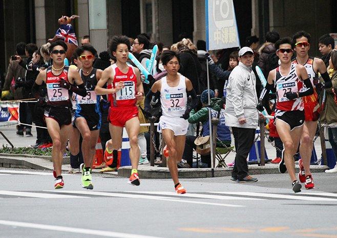 鈴木健吾の東京マラソン・プロジェクト – 酒井政人 …