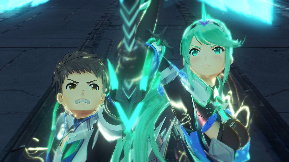 #XenobladeChronicles2 #NintendoSwitch