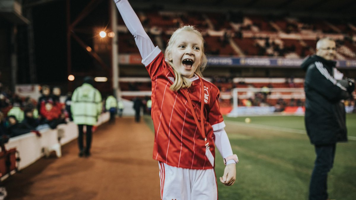 👦⚽️ #NFFC👧  are making football more affordable for young fans. 2018-19 season cards will cost:  - £10 for 4-11-year-olds (44p per game) - £50 for 12-17-year-olds (£2.17 per game) - £100 for 18-23-year-olds (£4.35 per game)  https://t.co/zbg30bBKsf➡ #ThatLovingFeeling️