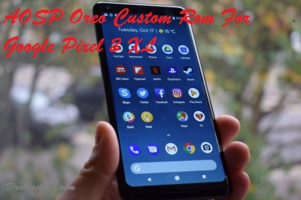 Infinix Hot 5 Oreo Custom Rom