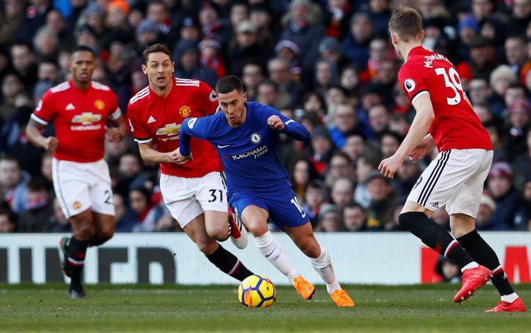 DW9D AsW4AARAoG - 5 Talking Points of Manchester United Vs Chelsea Match