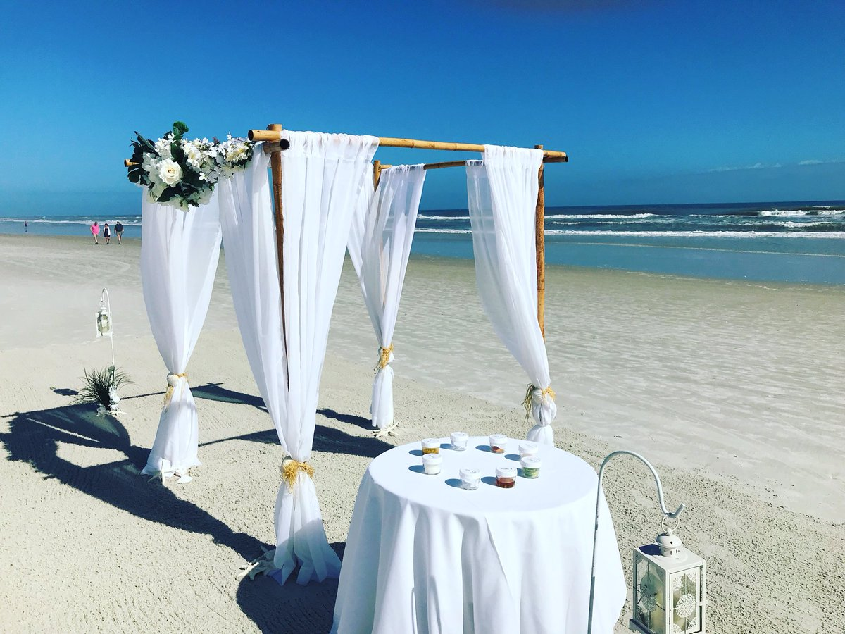 Paradise beach weddings beachweddingnsb twitter 0 rponse 0 retweet 5 jaime nvjuhfo Gallery