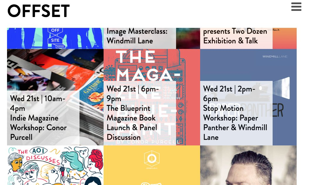 The magazine blueprint magblueprint twitter delighted to be part of offsite weloveoffset will be running an indie magazine workshop chairing a panel discussion and launching the book malvernweather Image collections
