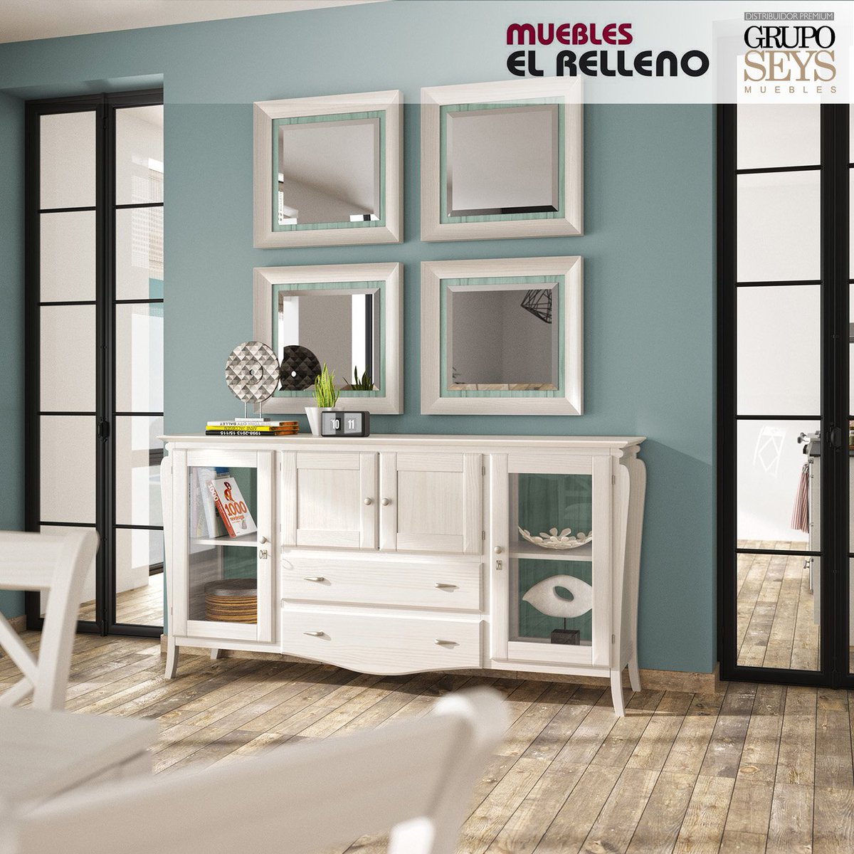 Spainfurniture Hashtag On Twitter # Muebles Relleno Solana