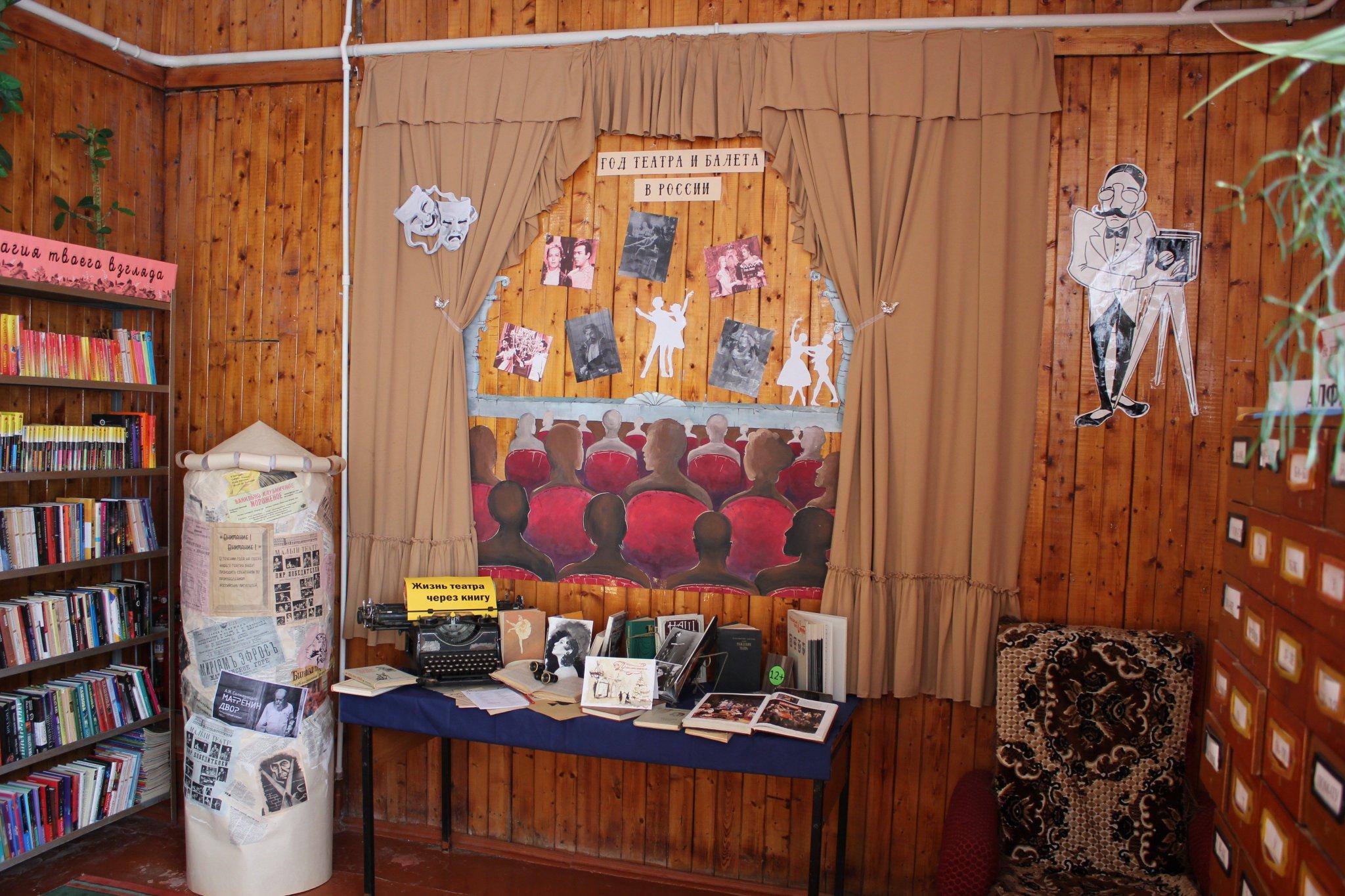 Картинки для оформления выставки к году театра