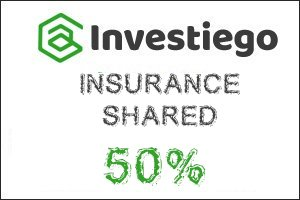 Image for INVESTIEGO Insurance shared 50%.