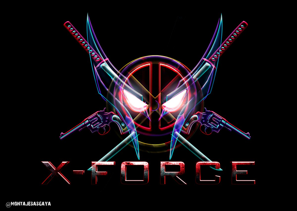 Montajes Asgaya On Twitter Wallpaper X Force