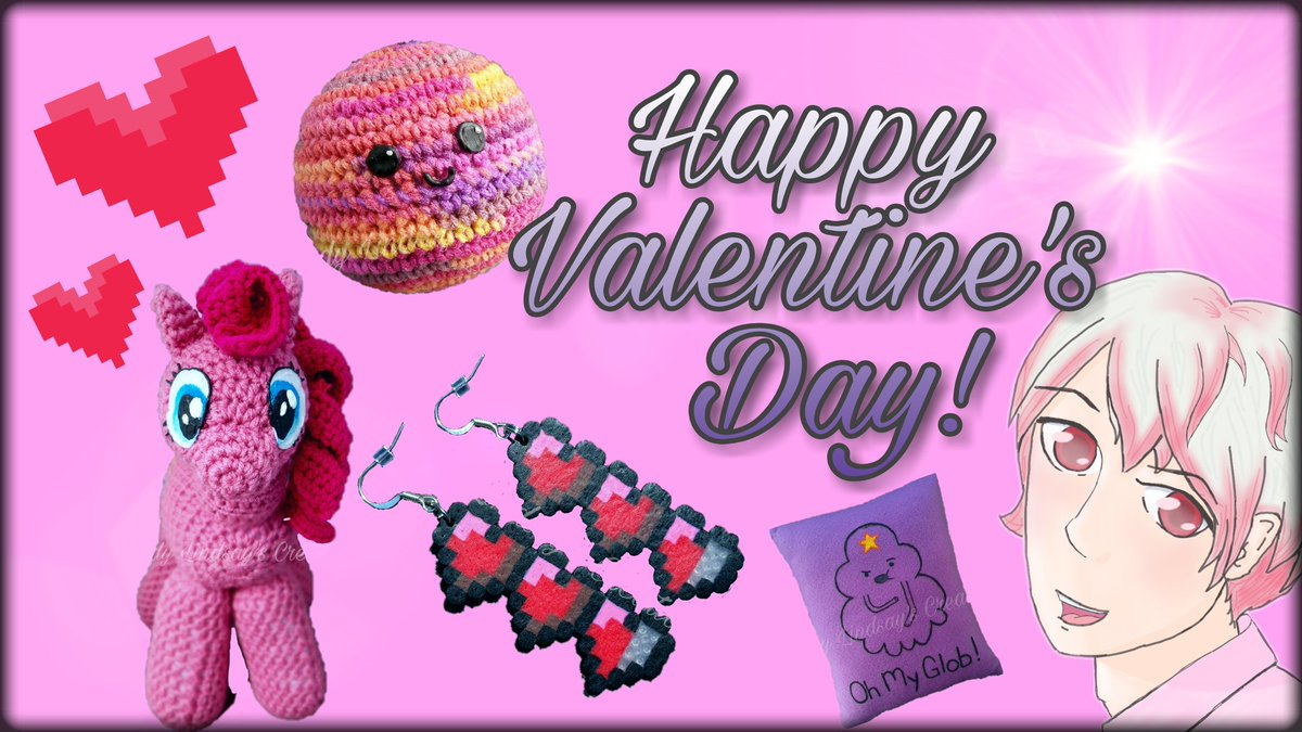 Lady Lindsay S Creations On Twitter Happy Valentine S Day