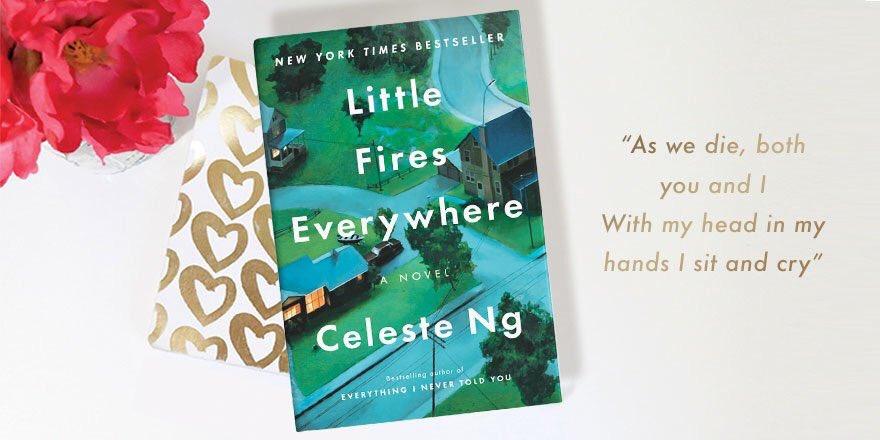 Celeste Ng on Twitter: