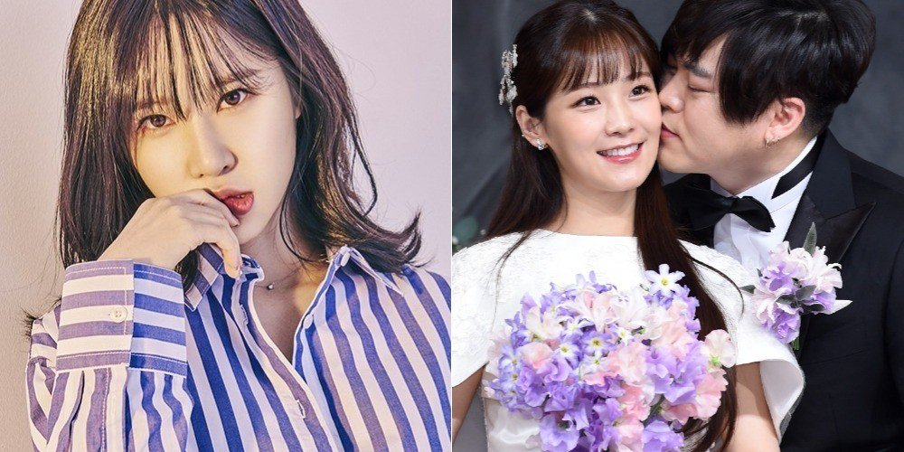 Crayon Pop's Ellin says she didn't think Soyul and Moon Hee Jun would get married https://t.co/syA2HlNhM6