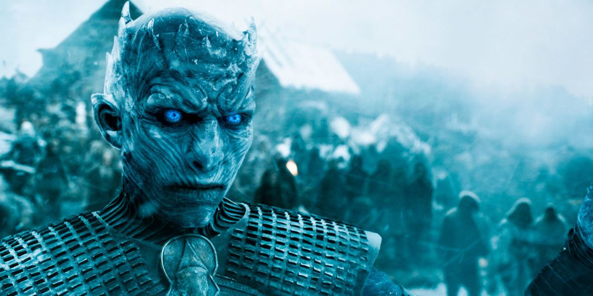 Game of Thrones season 8 fan theory suggests *exactly* how the Night King will invade Westeros:  https://t.co/LhpWuETdQf