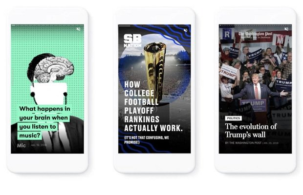 Google takes on Instagram and Snapchat with AMP Stories https://t.co/GwUB94QY3r #AMPStories https://t.co/AEsqU96QVP