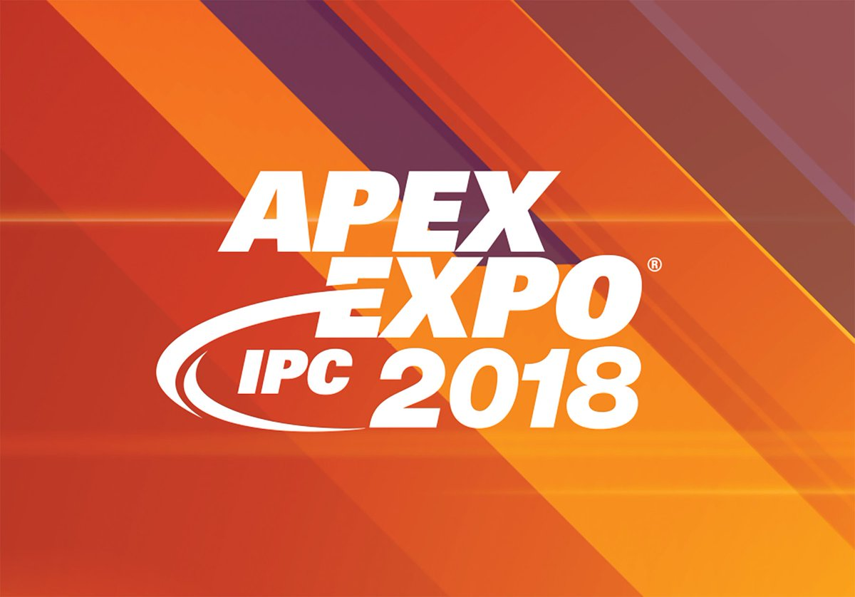 During #IPCAPEXEXPO at the end of this month, find us (Booth 3114) to  explore testing solutions for #consumerelectronics and #microelectronics.  ...