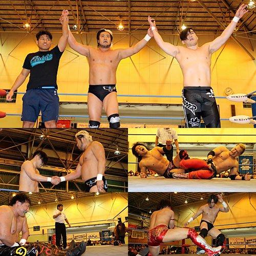 """AJPW: Resultados """"Jr. Battle of Glory 2018"""" Día 2 5"""