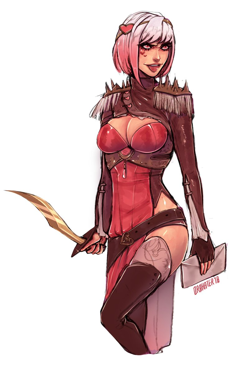 In case cupid would wear a knife instead of an arrow and it&#39;s just running around stabbing people #SaintValentin <br>http://pic.twitter.com/ppbxUJ0X7U