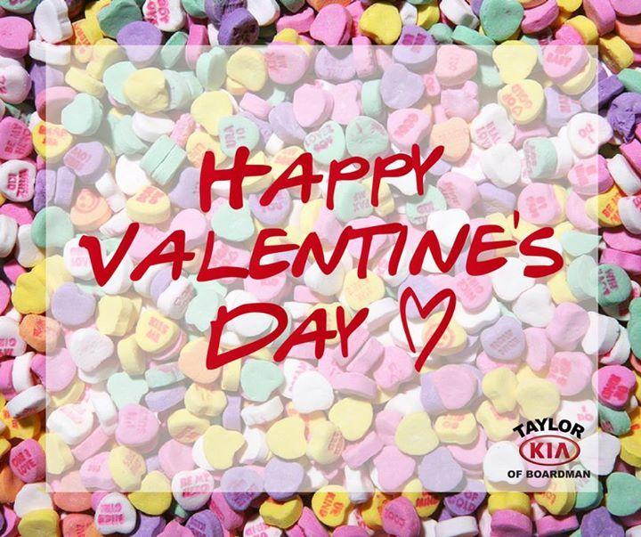 Taylor Kia Of Boardman >> Taylor Kia Boardman On Twitter Happy Valentine S Day From Our Team