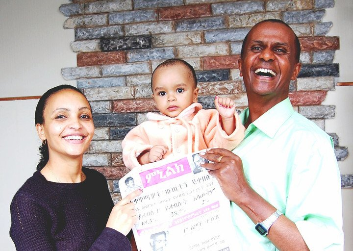 GOOD NEWS from #Ethiopia  Brave journalist Eskinder Nega is free after nearly 7 years behind bars!  👏🏿👏 👏🏾