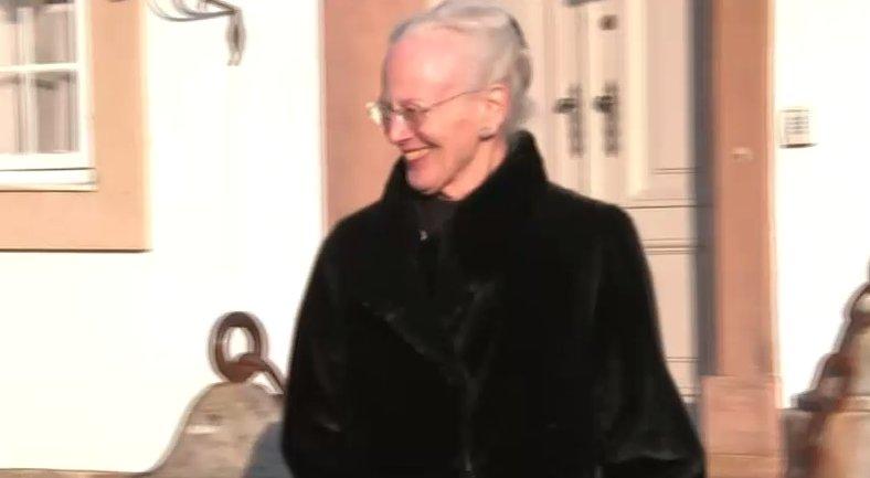 Королева Маргрете и члены королевской семьи Дании сегодня