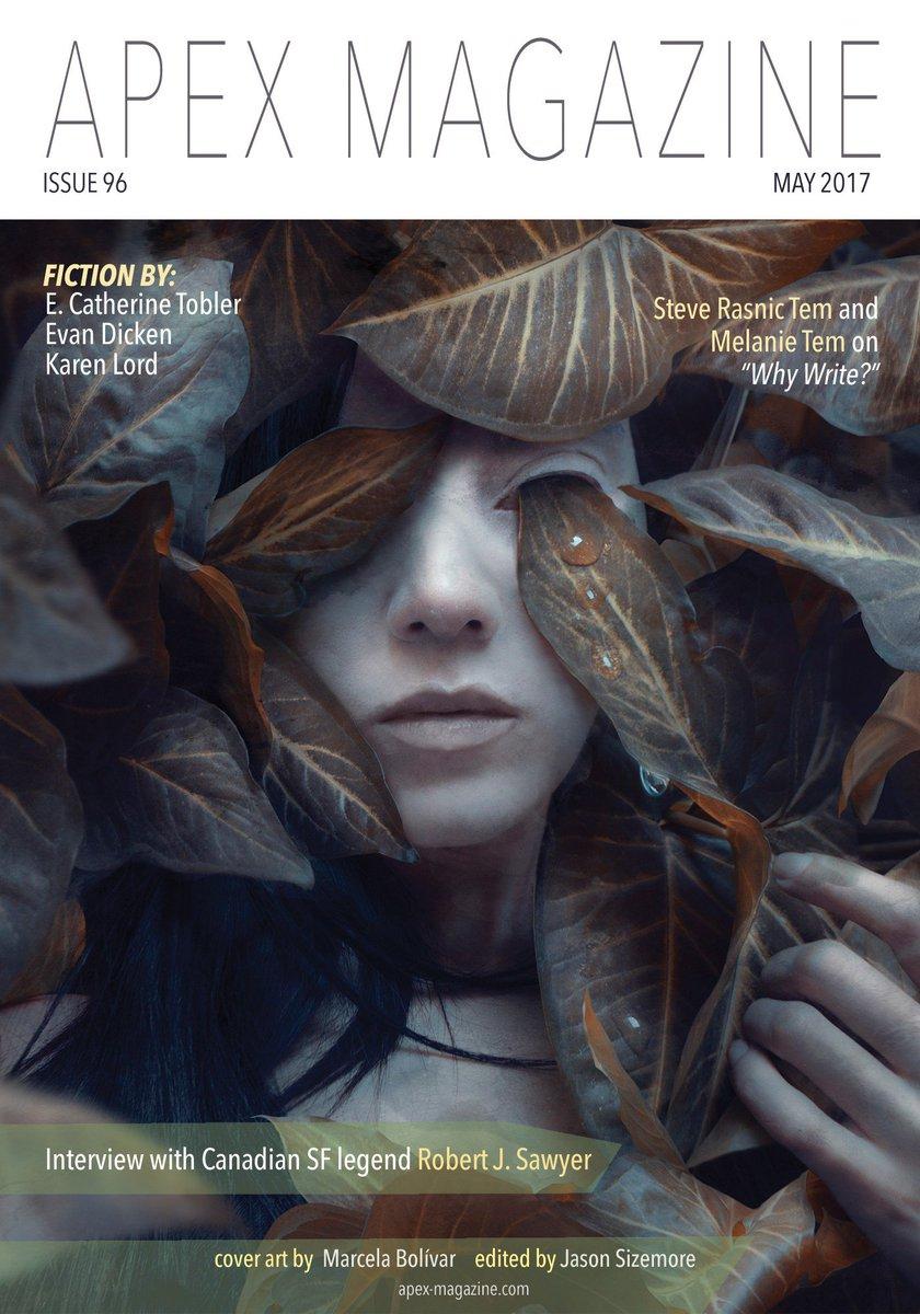 Apex Magazine - Issue 19