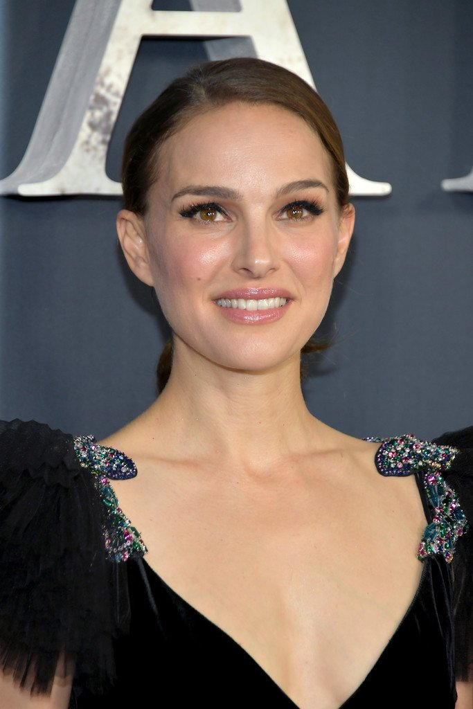 Natalie Portman at the Annihilation Premiere (February 13, 2018)