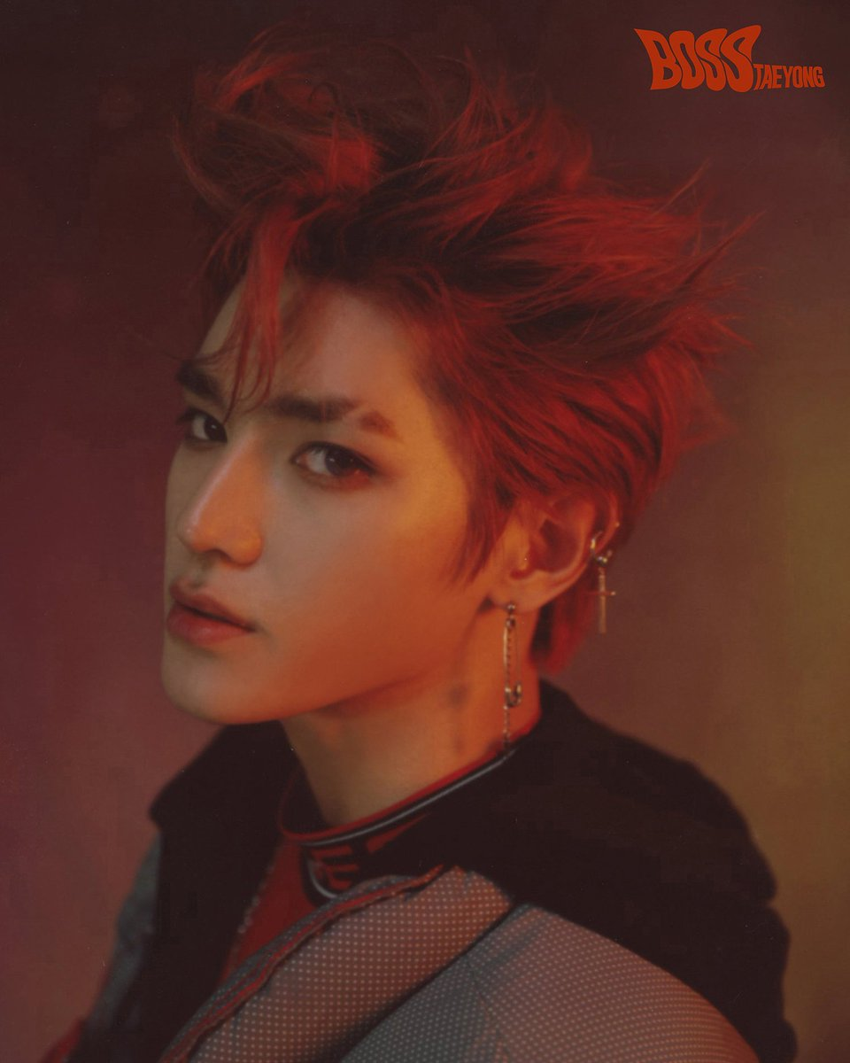 THE BOSS: #TAEYONG  #NCT_U_BOSS #NCT_U #...