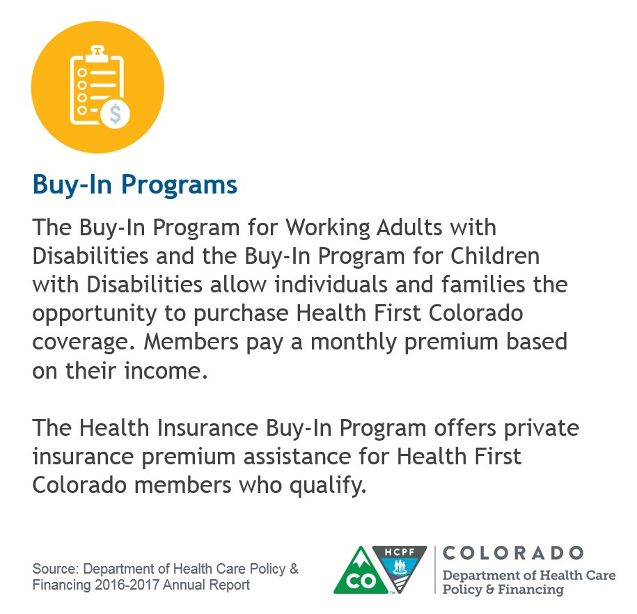 Colorado HCPF on Twitter: