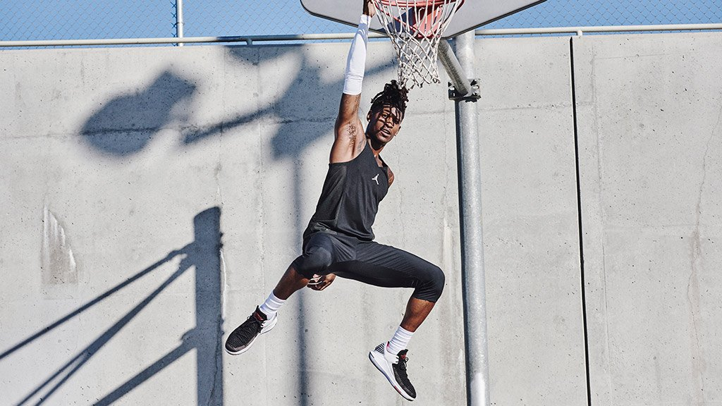 4184c3711cb58f take flight with the gravity defying air jordan xxxii free throw line  available now gt