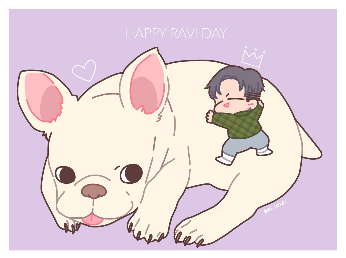 #HAPPYRAVIDAY 💜 https://t.co/ZEJ6yYArvG