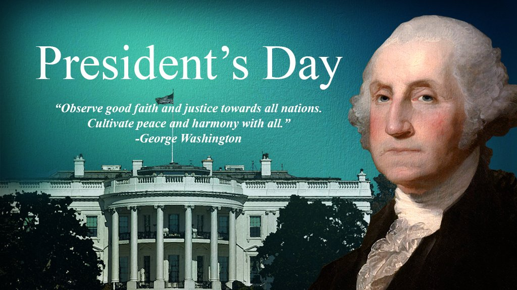 Today, we celebrate the contributions of this great nation's presidents. #PresidentsDay