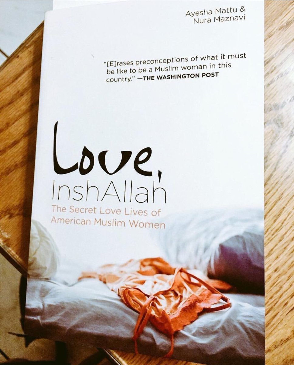 Get between the covers with 47 American Muslim women & men sharing their stories on love, loss, & longing ЁЯТХ Our lives. Our words. #Valentines2018 #ValentinesDay #BookGivingDay