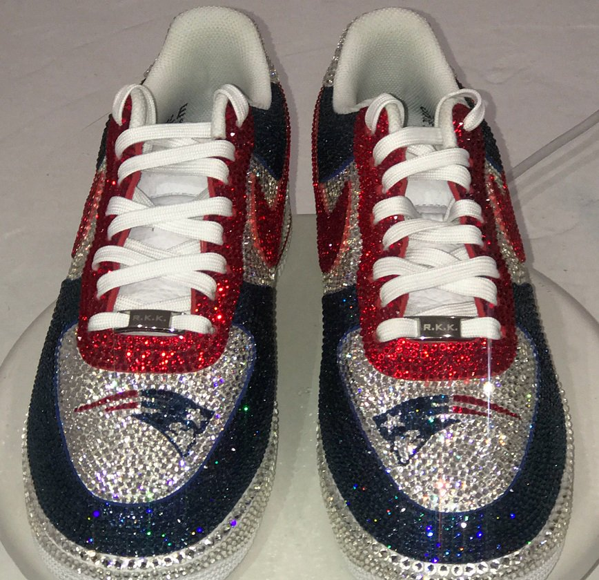 46d1724dea29b check out the detail in robert krafts diamond studded air force 1s