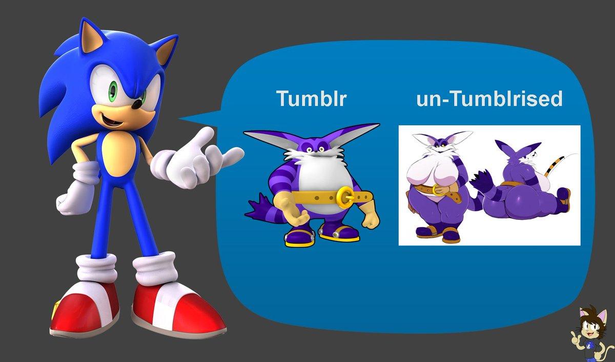 Sonic Sez (@SonicSezConfess)   Twitter