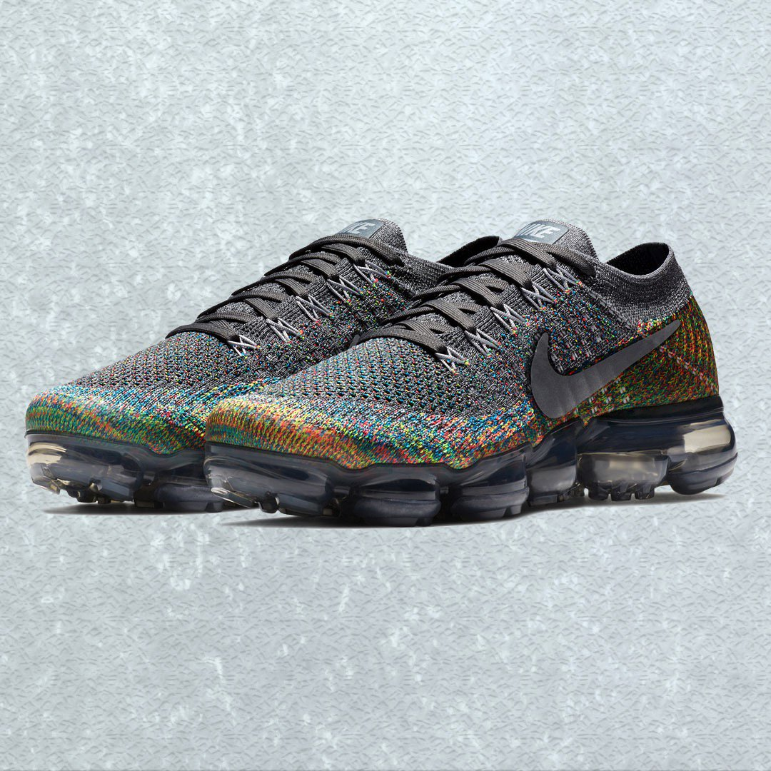771347ade47 snag the latest nike air vapormax flyknit kaleidoscope now