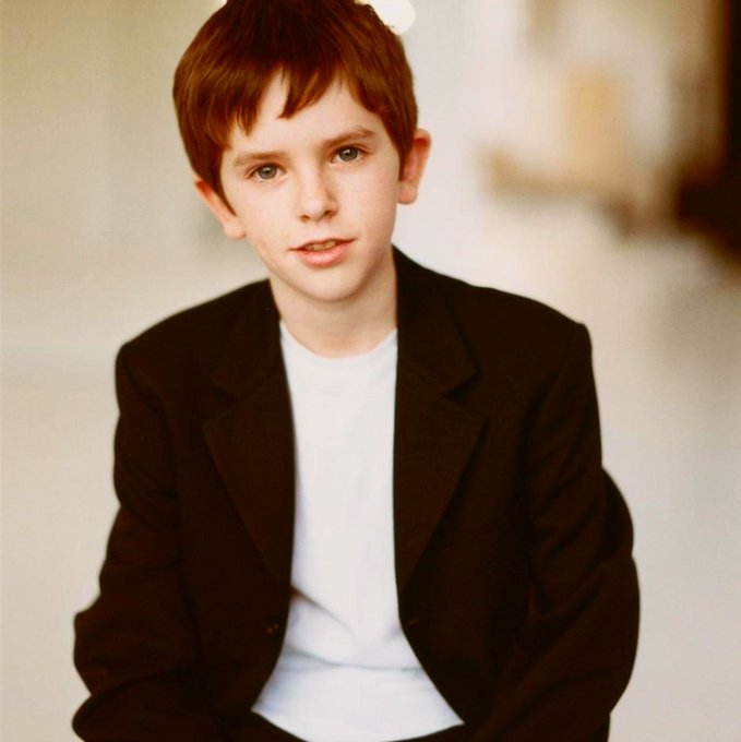Happy Birthday, Freddie Highmore! February 14, 1992