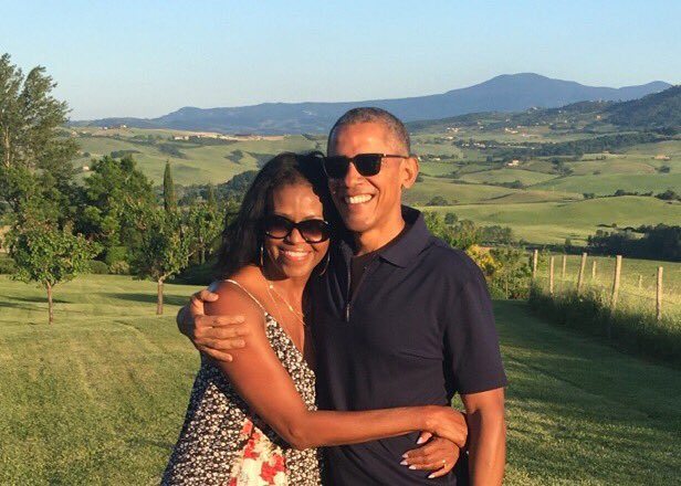 Happy Valentine's Day, @MichelleObama. You make every day and every place better. https://t.co/aWvyytR7Mm