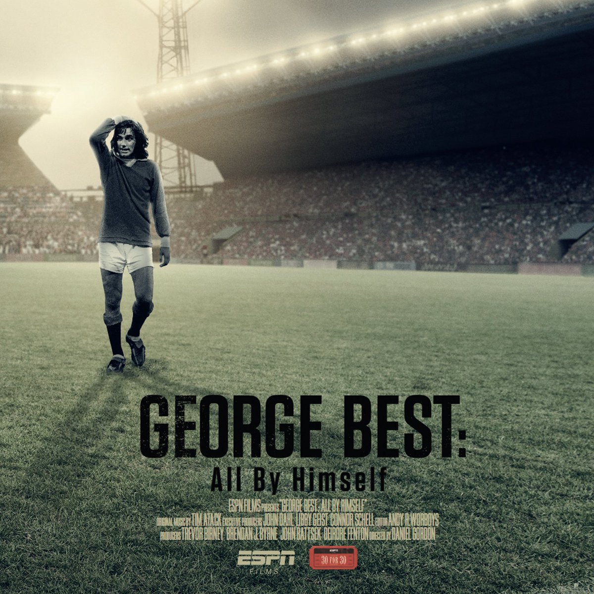 See #30for30 #GeorgeBest: All By Himself on the big screen at this year's @CraicFest in NYC. Get your tickets at thecraicfest.com.