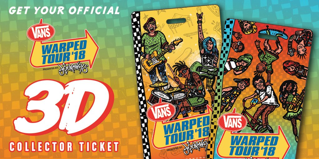 Vans warped tour on twitter no we dont sell vip meet greets vans warped tour on twitter no we dont sell vip meet greets but all the bands do signings at their tent or at sponsors tents at the show m4hsunfo
