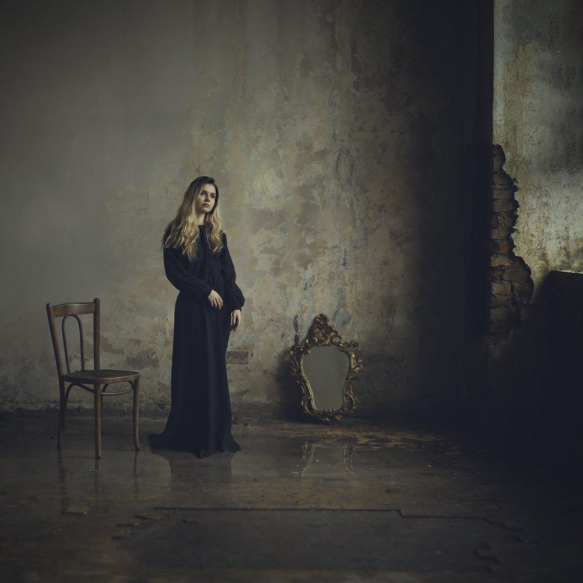 токио идеи для мрачных фотосессий портрет