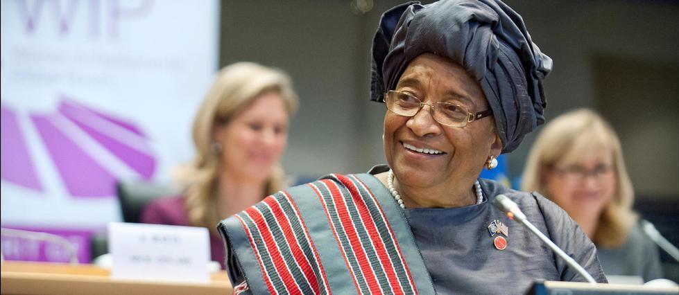 Liberia: comment Ellen Johnson Sirleaf a conquis le monde https://t.co/P3A9ttCA9P