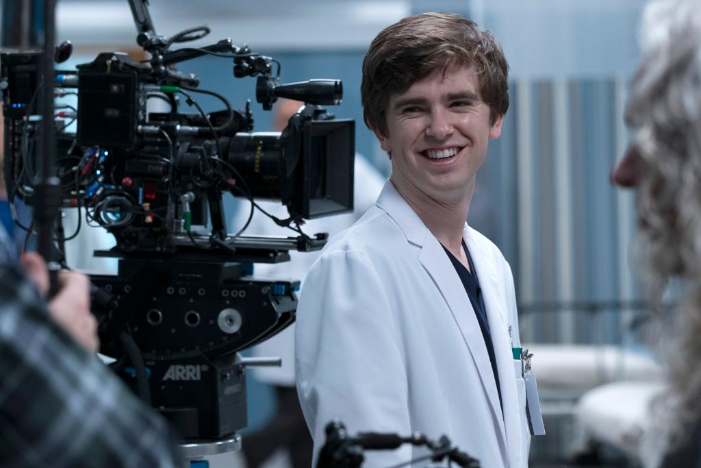Happy birthday to the wonderful and talented Freddie Highmore!