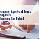 I am proud to earn the support of the Independent Insurance Agents of Texas and their members throughout the state. See the full press statement: https://t.co/8kVdxZ8I2I
