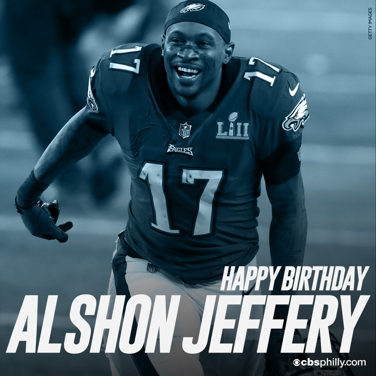 HAPPY BIRTHDAY Alshon Jeffery (