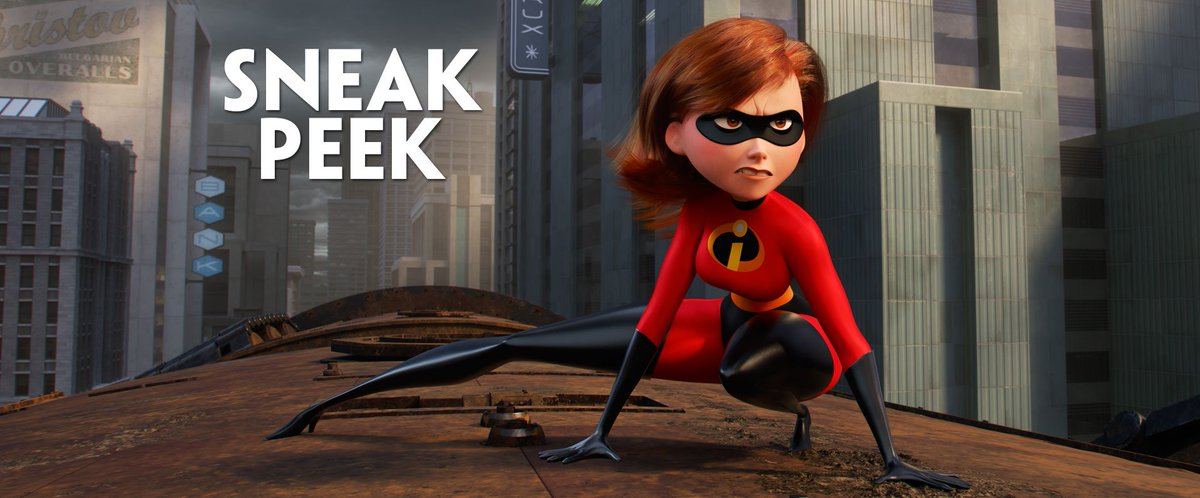 The Incredibles are back on June 15 💥 Wa...