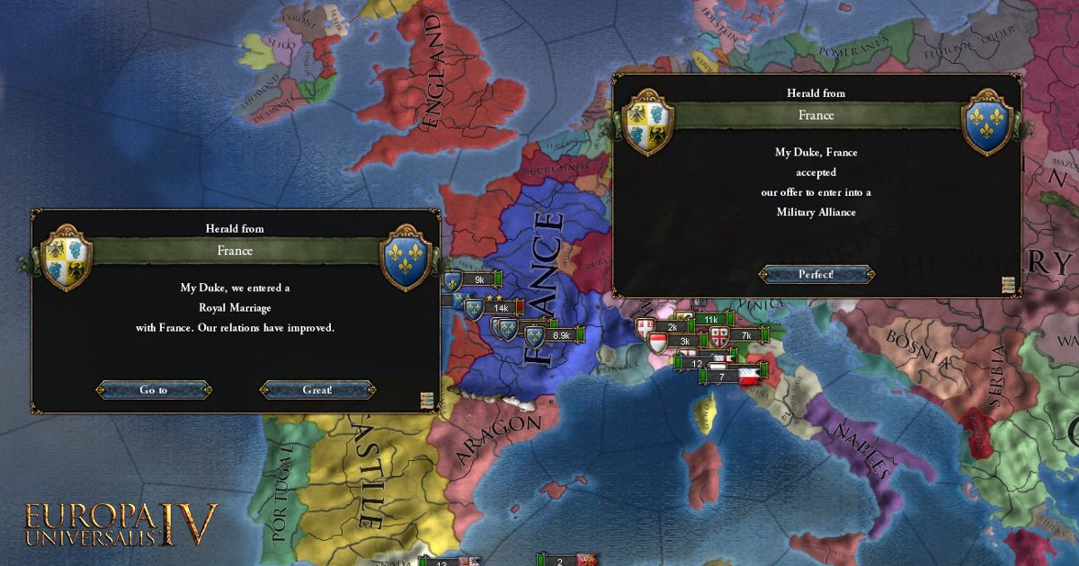 Eu4 Iberian Wedding.Europa Universalis On Twitter Happy Valentines Day What Was Your
