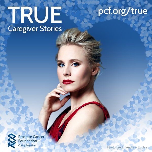 Happy #ValentinesDay! Join me & @PCFNews in celebrating some of cancer's unsung heroes: #caregivers.