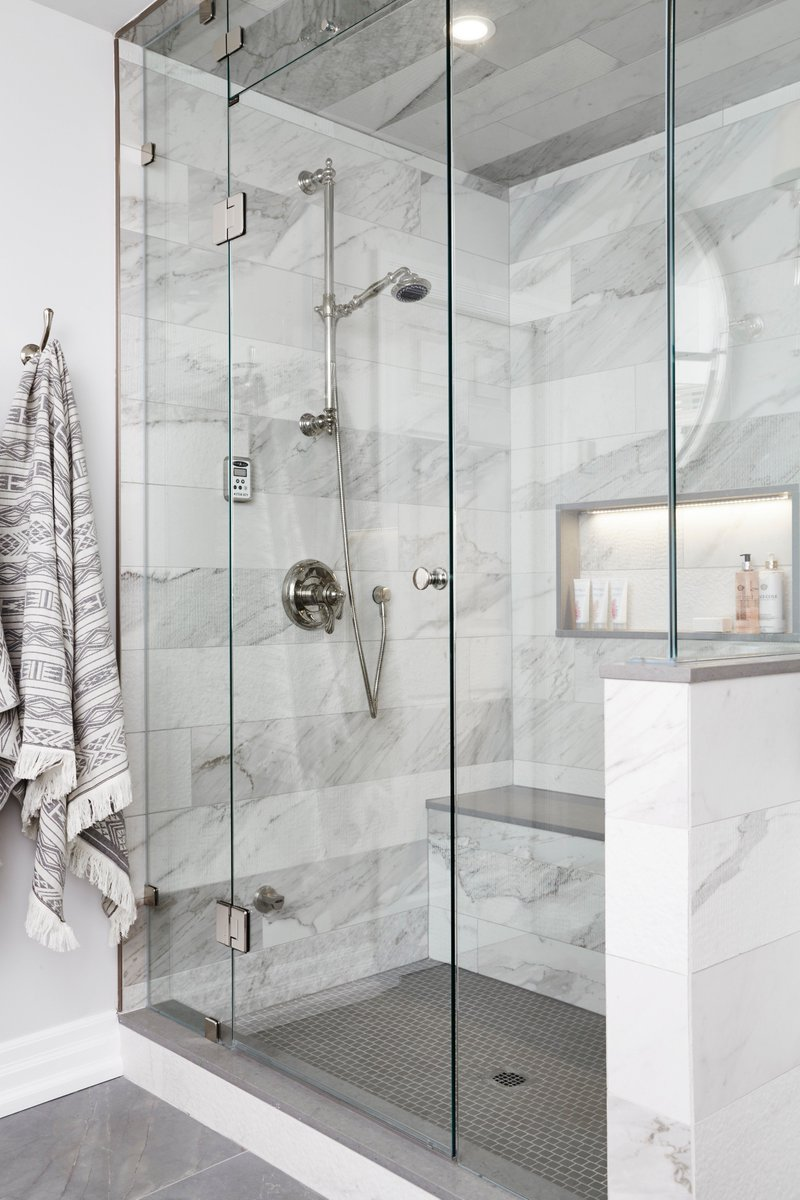 Caesarstone Usa On Twitter Kbtribechat A1 A Luxurious Shower