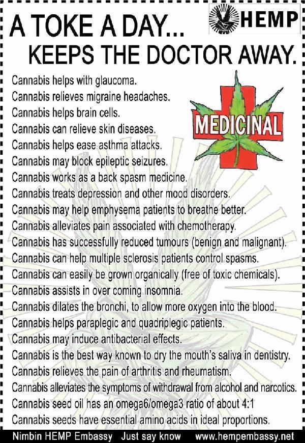 medical marijuana papers