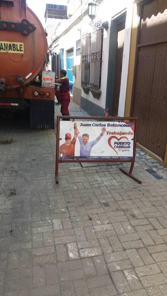 #Infra cuadrilla de camion vacum- hidroj...