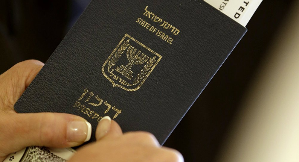 Israeli man finds penis drawing and 'long live #Palestine' note in his passport https://t.co/45NsIauLMk #Israel